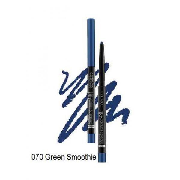 Catrice молив за очи 18ч цвят и контур - 070 Green Smoothie