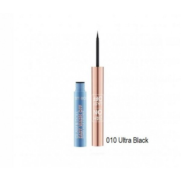 Catrice очна линия Glam & Doll Easy Wash Off Power Hold
