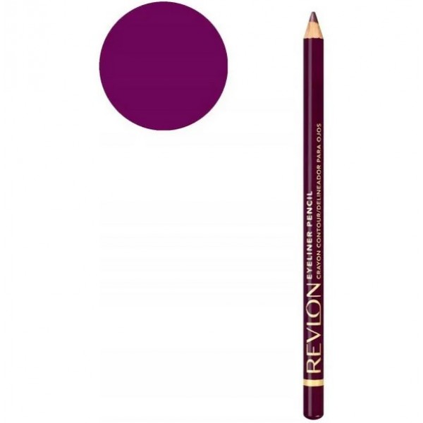 Revlon молив очна линия 06 Aubergine