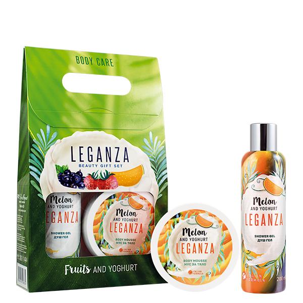 Комплект Пъпеш и йогурт Leganza