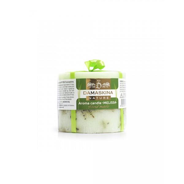 Damaskina ароматна свещ с масло Маточина - 200 гр