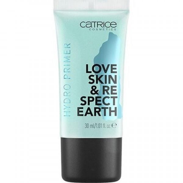 Catrice база за грим Hydro Love Skin & Respect Earth.