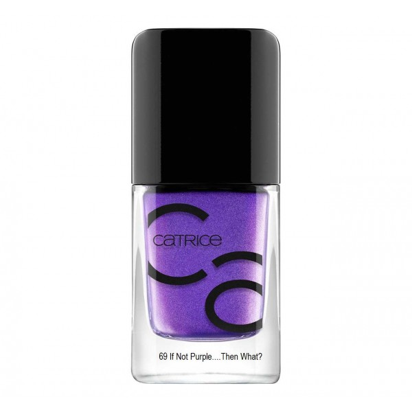 Catrice гел лак за нокти ICONails 69 If Not Purple....Then What?