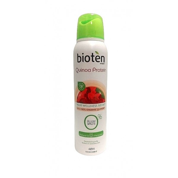Дезодорант Bioten Quinoa Protein - 150мл