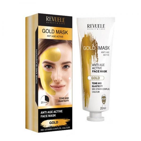 Revuele златна маска за лице 80мл